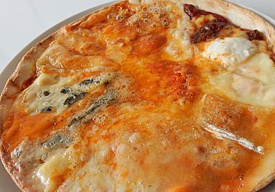 10倍クアトロフォルマッジと40種のチーズ牛丼 :: デイリーポータルZ