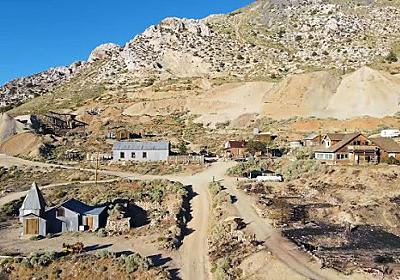 コロナ・パンデミックの中、ゴーストタウンと化した元鉱山の街に1人で住み続ける男性(アメリカ) : カラパイア