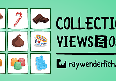 Collection Views in OS X Tutorial | Ray Wenderlich