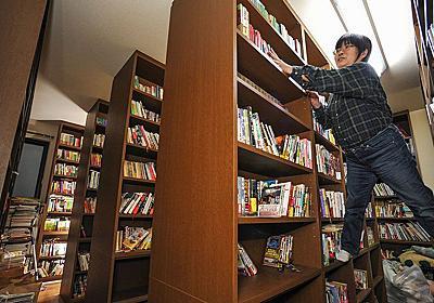 3万冊の蔵書と、4000匹のぬいぐるみ…新井素子の「捨てない」暮らし|話題|婦人公論.jp