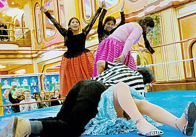 平等を求め戦う「チョリータ」、ボリビアの女子プロレス 写真23点   ナショナルジオグラフィック日本版サイト