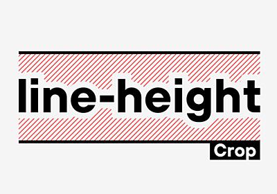 line-heightの不要な上下の余白を打ち消して、デザインデータに沿ったコーディングを効率化する方法 | Blog | Yuya Kinoshita
