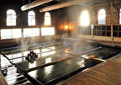 温泉通が唸る、知られざる秘湯ベスト4   GQ Japan