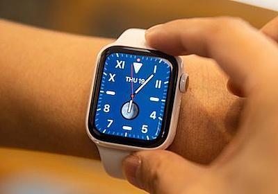 「Apple Watch Series 5」の常時表示からバッテリーまで、知っておくべき「6つのポイント」:製品レヴュー WIRED.jp