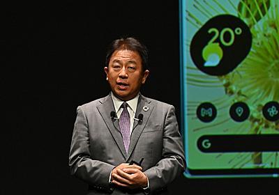 [ソフトバンク榛葉副社長インタビュー、「5G時代の新生活スタイル」に向けた施策の考えを聞く] - ケータイ Watch