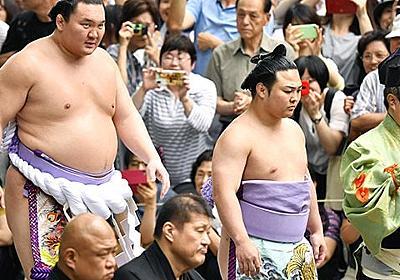 相撲は本当に体重が重い方が有利?番付が上がるほど小さくなる影響度。 - 相撲 - Number Web - ナンバー