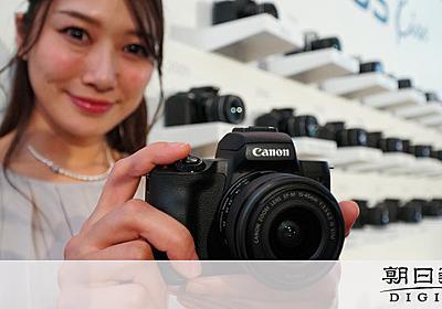 レンズ交換式のデジカメ、コンパクト型抜く 18年出荷:朝日新聞デジタル