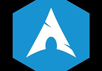 ネットワーク設定 - ArchWiki