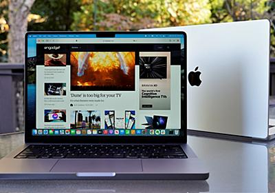 MacBook Pro 14 / 16インチ(2021)レビュー。実機ギャラリー&動画 - Engadget 日本版