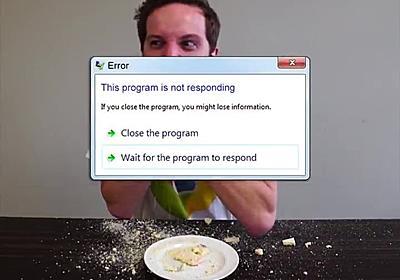 """Chromeがメモリを""""食い続ける様子""""の擬人化動画が人気 見た後にタスクマネージャーを開いてみよう - ねとらぼ"""