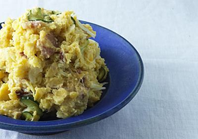 初心者でも美味に「濃厚ポテトサラダ」の作り方 | LEON | 東洋経済オンライン | 経済ニュースの新基準
