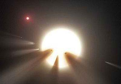地球外生命体が作る「ダイソン球」の存在が騒がれた恒星「KIC 8462852」の詳細調査によって一層謎が深まる結果に - GIGAZINE