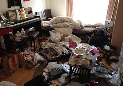汚部屋を掃除して模様替えする - まめ速