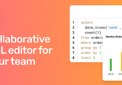 PopSQL - Collaborative SQL editor for teams - Download our SQL tool for Mac, Windows, and Linux