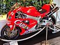 Honda ウエルカムプラザ青山 エントランスには Honda VTR1000SPW 11号車... - ハンチングガールド