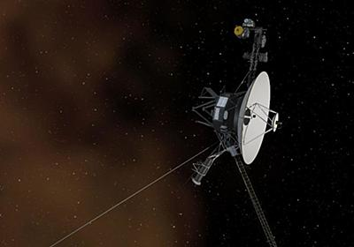 CNN.co.jp : ボイジャー1号、太陽系外で「持続的な低音」を検出