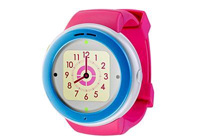 腕時計に「ママに電話!」、auからキッズ向けの「mamorino Watch」 - ケータイ Watch