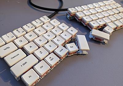 Mac派用自作キーボードを作った話とSU120いいぞ - willist
