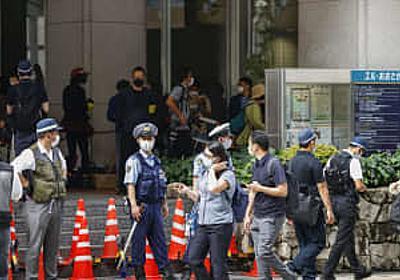 大阪の府立施設で不自由展始まる 厳重警備、言い争いも | 共同通信