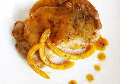 鶏もも肉のオレンジソース添え by liqueur☆ 【クックパッド】 簡単おいしいみんなのレシピが296万品