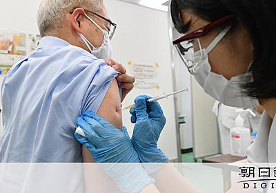 高齢者の接種完了、7月末で75% 首相「目標達成」 [新型コロナウイルス]:朝日新聞デジタル
