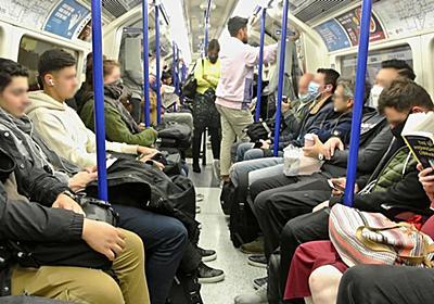 「感染者4万人でもマスクなしが当たり前」イギリス人の生活がコロナ前に戻りつつあるワケ 「忖度マスク」という概念がない
