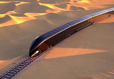 CNN.co.jp : 建造費390億円、自家用豪華列車のコンセプトを披露 - (1/2)