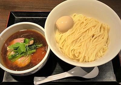 【麺屋 玉ぐすく】伝説となった鴨油のつけ麺〈名古屋市千種区〉 - Manpapa's blog