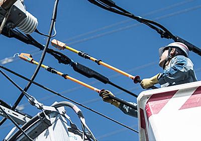減少する熟練の技能…千葉の大停電、もうひとつの構造問題 – アゴラ