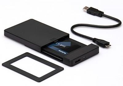 ロジテック、ノートPCのHDDをSSDに換装できるWindows向けキットを発売 - デザインってオモシロイ -MdN Design Interactive-
