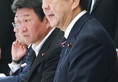 (真相深層)保守層の壁崩す人手不足 外国人の単純労働容認 舞台裏追う :日本経済新聞