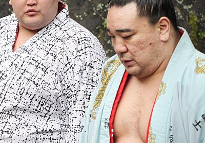 日馬富士話しの最中、貴ノ岩のスマホ鳴り激怒し殴打 - 大相撲 : 日刊スポーツ