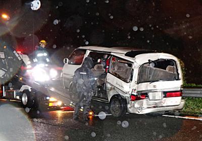 あおり運転「一発免停」で事故防止 警察庁 (写真=共同) :日本経済新聞
