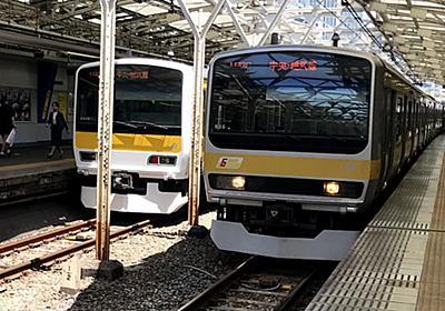 今年も最悪はあの路線..... 日本の通勤路線、混雑ワースト10