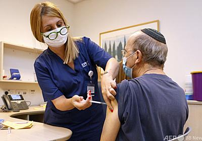 イスラエル、60歳以上に3回目接種へ コロナワクチン 写真3枚 国際ニュース:AFPBB News