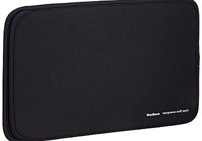 Amazon.co.jp: SANWA SUPPLY Mac Book Air用プロテクトスーツ(11.6インチワイド) IN-MAC11BK: パソコン・周辺機器