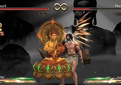 キリストや仏陀が拳を交える格闘神ゲー『Fight of Gods(ファイトオブゴッズ)』Nintendo Switch版が12月13日に発売決定   AUTOMATON