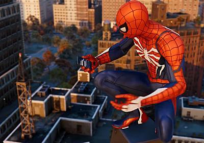 VTuberマシーナリーとも子はなぜ「Marvel's SPIDER-MAN」のPVで「ウッッッ!!!!!!!!!!!」ってなって秒速で注文したのか - ねとらぼ