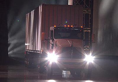 [速報]顧客のデータセンターに大型トラックで乗り付け、100PBのデータを吸い上げる「AWS Snowmobile」発表。AWS re:Invent 2016 - Publickey