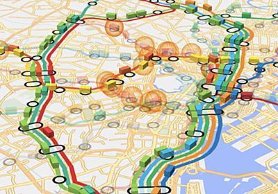 Mini Tokyo 3D 開発日誌 - Togetter