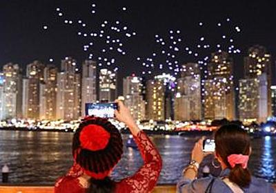 INTEL DRONE LIGHT SHOWS   Illuminate Your Story