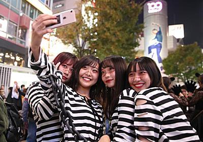 渋谷ハロウィンで逮捕者4人 センター街にはごみ袋山積み - 産経ニュース