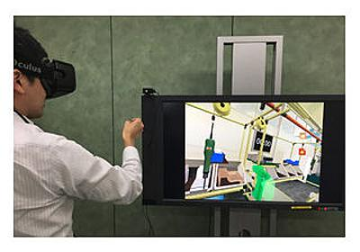 NECが法人VRソリューションを体系化 - 「VRお試しパック」もあわせて提供   マイナビニュース
