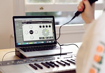 歌声が楽器になるMIDIコントローラー「Dubler Studio Kit」--声でリアルタイム制御 - CNET Japan