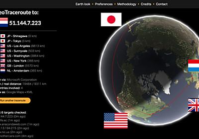 自宅の照明をつけるだけでインターネット上を地球1周以上してた - bohemia日記