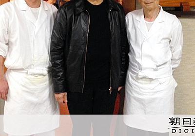 ロブションさんとすきやばし次郎 すしで会話した30年:朝日新聞デジタル