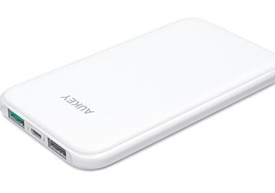 AUKEY製5,000mAhモバイルバッテリがAmazonで999円に ~4月19日から25日までの期間限定 - PC Watch