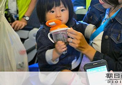 ぐずる子にスマホ、電車で非難 「どうすれば」親の叫び:朝日新聞デジタル