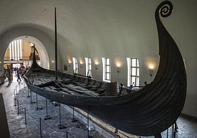 地中探査でバイキング船を発見 ノルウェー | ナショナルジオグラフィック日本版サイト