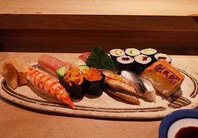 京都で一番好きな寿司屋が最近ランチやってる - hitode909の日記
